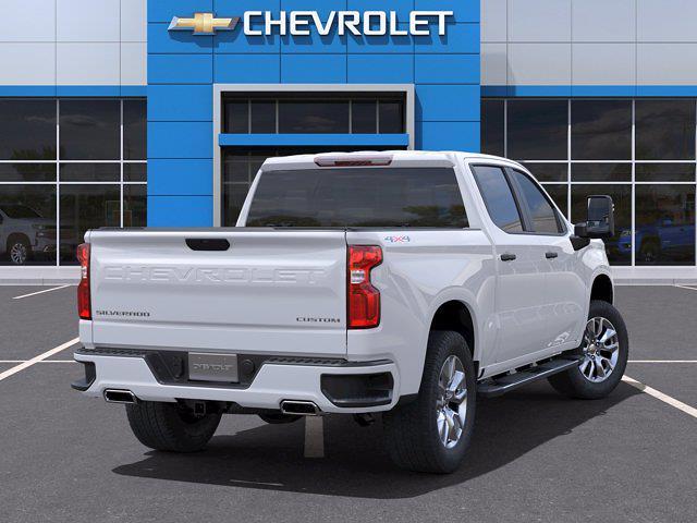 2021 Chevrolet Silverado 1500 Crew Cab 4x4, Pickup #M60435 - photo 2
