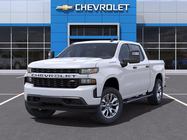 2021 Chevrolet Silverado 1500 Crew Cab 4x4, Pickup #M60435 - photo 6