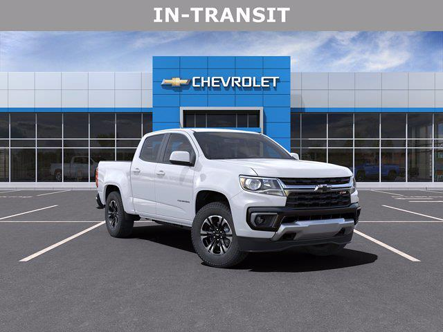 2021 Chevrolet Colorado Crew Cab 4x2, Pickup #M61422 - photo 1