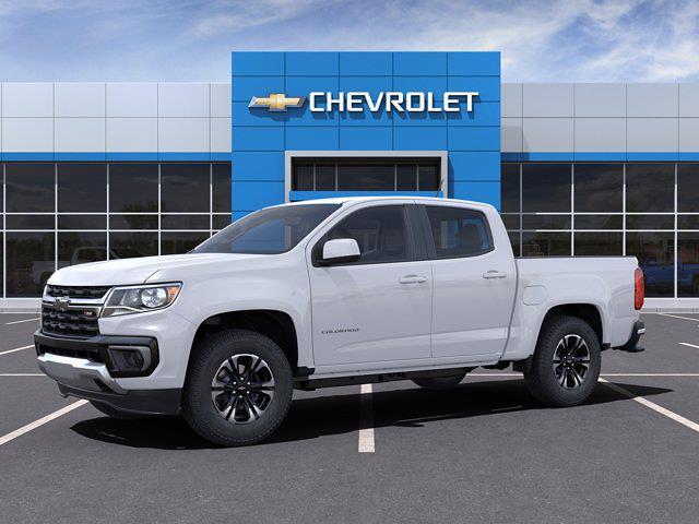 2021 Chevrolet Colorado Crew Cab 4x2, Pickup #M61422 - photo 3