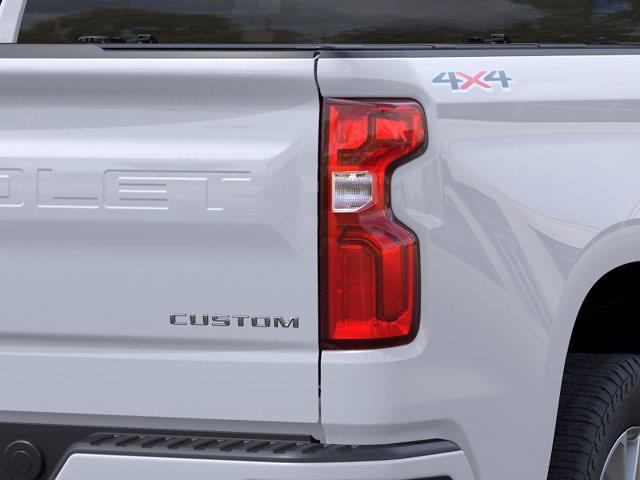 2021 Chevrolet Silverado 1500 Crew Cab 4x4, Pickup #M62228 - photo 9