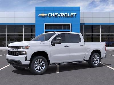 2021 Chevrolet Silverado 1500 Crew Cab 4x4, Pickup #M62228 - photo 3