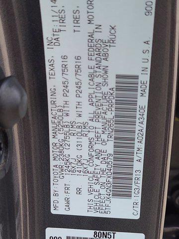 2015 Toyota Tacoma Double Cab 4x2, Pickup #M66788A - photo 76