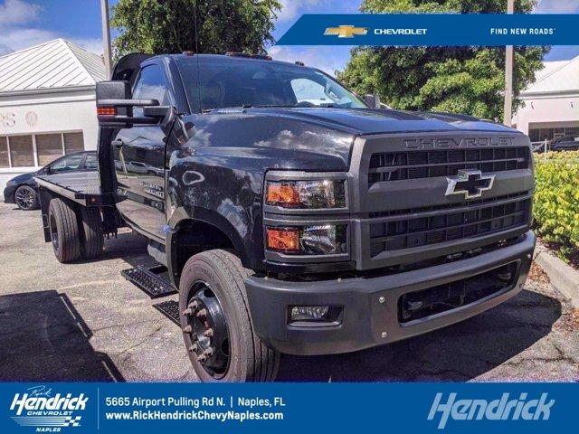 2019 Chevrolet Silverado 4500 Regular Cab DRW 4x2, CM Truck Beds Hauler Body #M685438 - photo 1