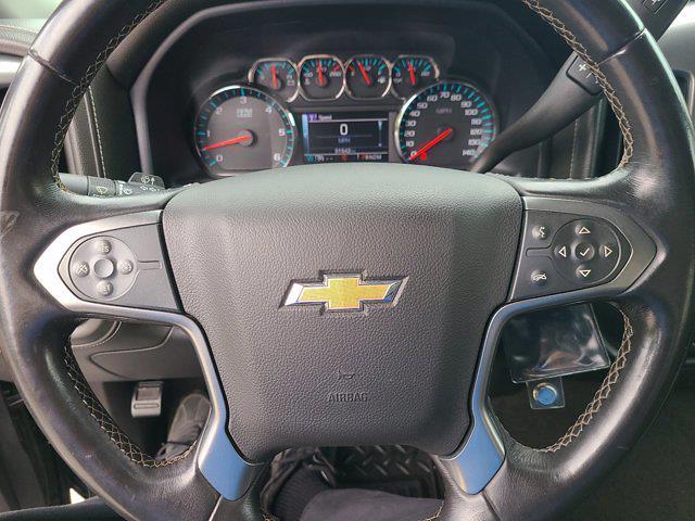 2016 Chevrolet Silverado 1500 Double Cab 4x4, Pickup #M68932A - photo 29