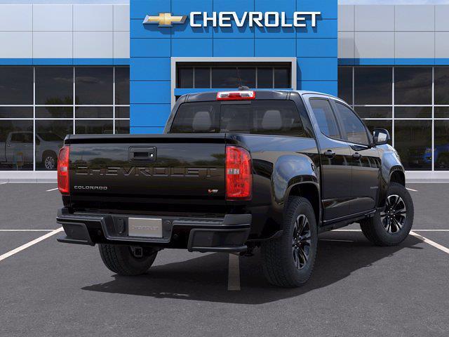 2021 Chevrolet Colorado Crew Cab 4x2, Pickup #M70384 - photo 2