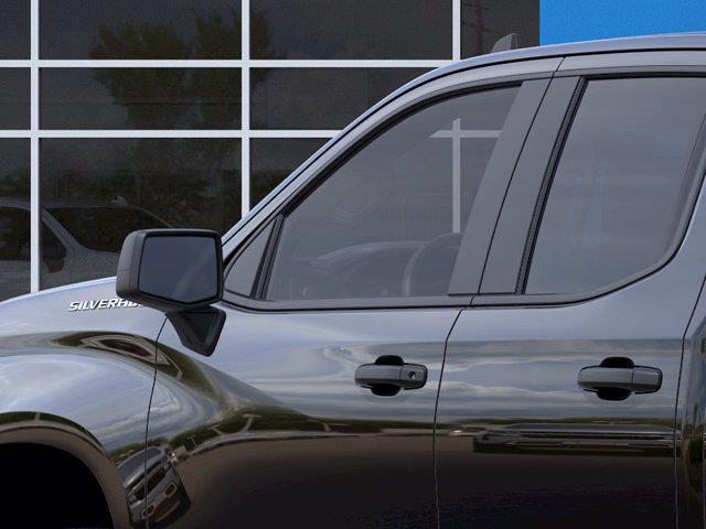 2021 Chevrolet Silverado 1500 Double Cab 4x2, Pickup #M70444 - photo 10