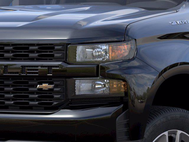 2021 Chevrolet Silverado 1500 Double Cab 4x2, Pickup #M70444 - photo 8