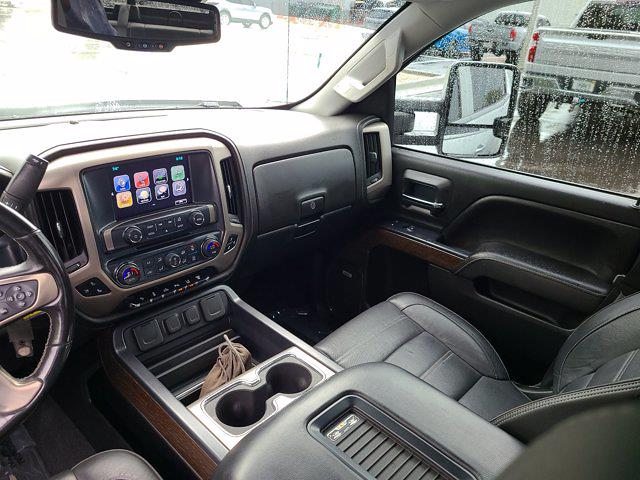 2019 GMC Sierra 3500 Crew Cab 4x4, Pickup #M73810A - photo 23