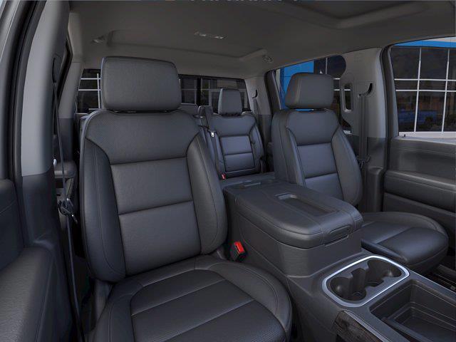 2021 Chevrolet Silverado 3500 Crew Cab 4x4, Pickup #M74564 - photo 13