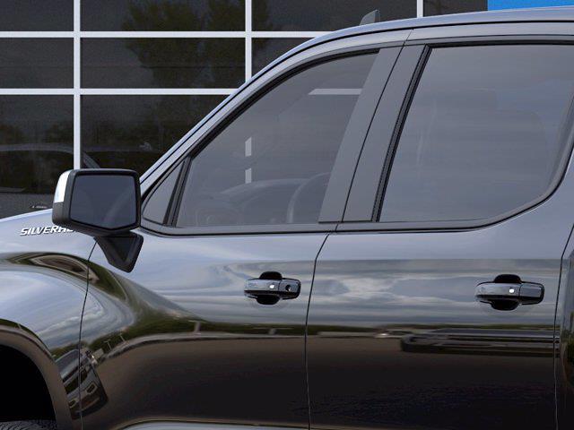 2021 Chevrolet Silverado 1500 Crew Cab 4x2, Pickup #M75832 - photo 10