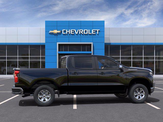 2021 Chevrolet Silverado 1500 Crew Cab 4x2, Pickup #M75832 - photo 5