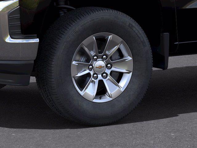 2021 Chevrolet Silverado 1500 Crew Cab 4x2, Pickup #M75832 - photo 7