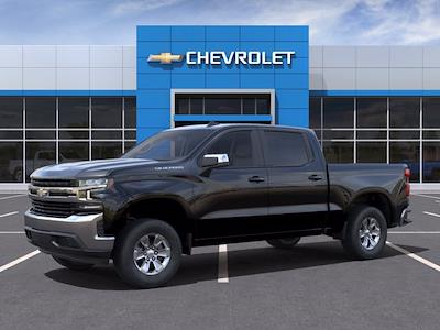 2021 Chevrolet Silverado 1500 Crew Cab 4x2, Pickup #M75832 - photo 3