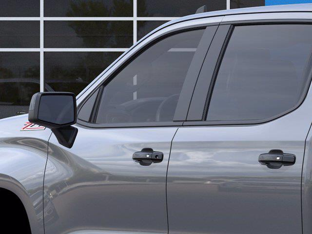 2021 Chevrolet Silverado 1500 Crew Cab 4x4, Pickup #M76291 - photo 10