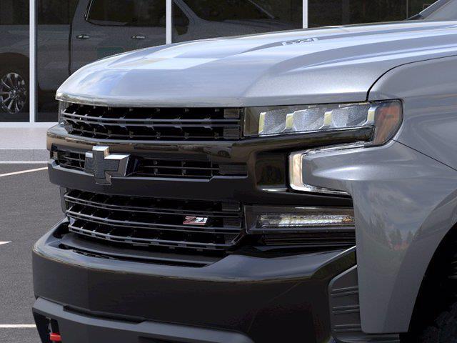 2021 Chevrolet Silverado 1500 Crew Cab 4x4, Pickup #M76291 - photo 11