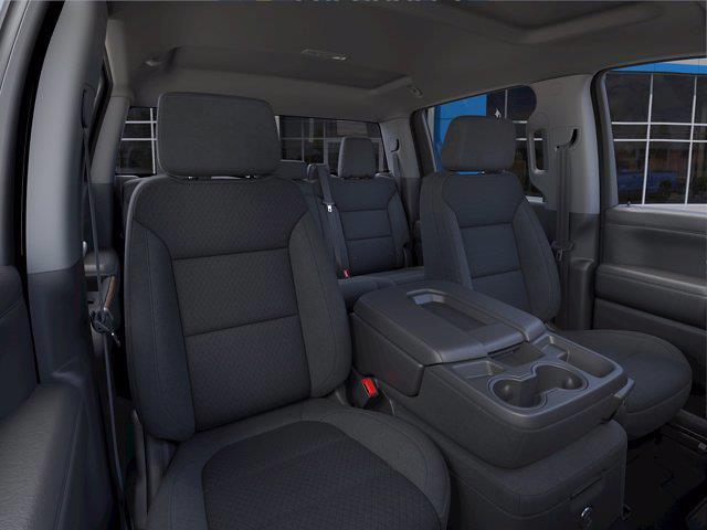 2021 Chevrolet Silverado 1500 Crew Cab 4x2, Pickup #M76386 - photo 13