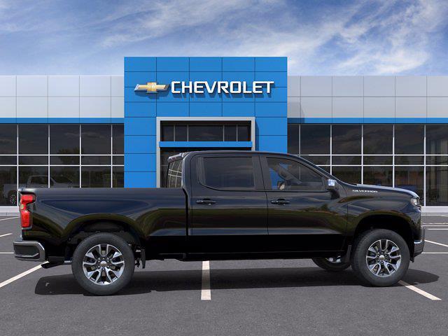 2021 Chevrolet Silverado 1500 Crew Cab 4x2, Pickup #M76386 - photo 5
