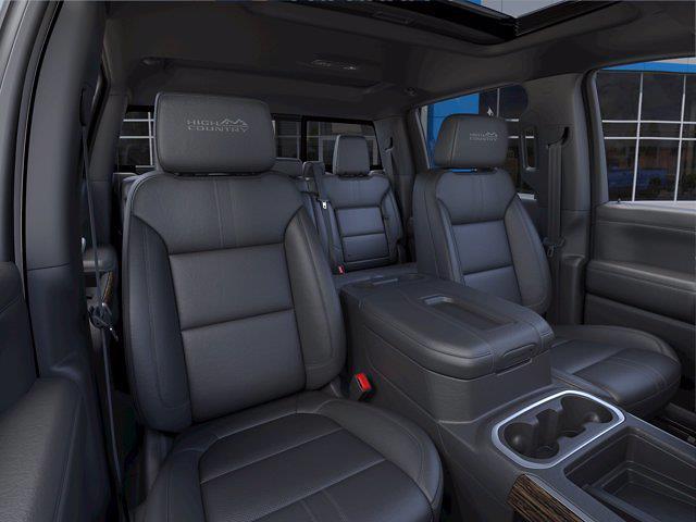 2021 Chevrolet Silverado 1500 Crew Cab 4x4, Pickup #M77610 - photo 13