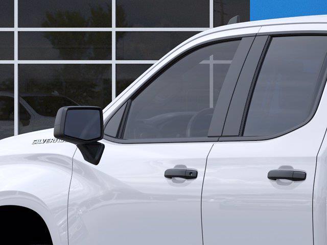 2021 Chevrolet Silverado 1500 Double Cab 4x2, Pickup #M77742 - photo 10