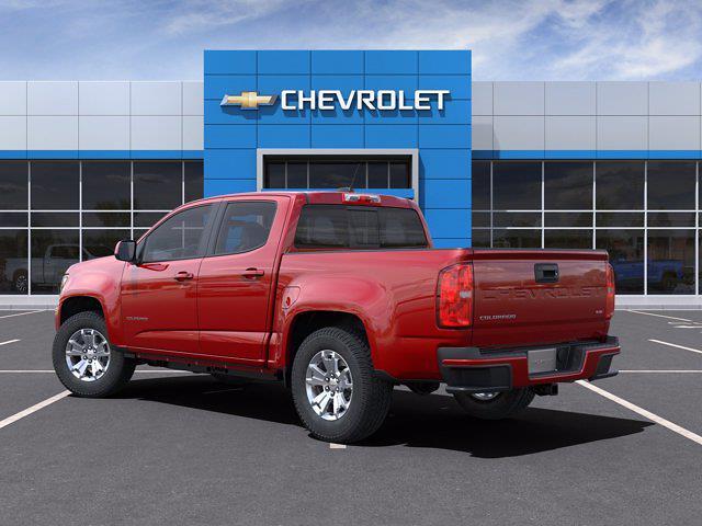 2021 Chevrolet Colorado Crew Cab 4x2, Pickup #M78509 - photo 4