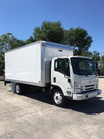 2019 LCF 4500 Regular Cab 4x2,  Knapheide KVA Dry Freight #M800557 - photo 4