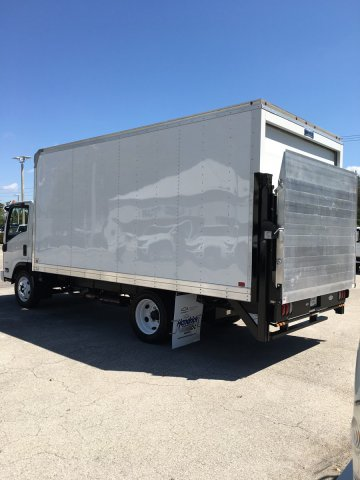 2019 LCF 4500 Regular Cab 4x2,  Knapheide Dry Freight #M800557 - photo 1