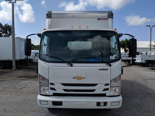 2019 LCF 4500 Regular Cab 4x2,  Morgan Fastrak Dry Freight #M800672 - photo 4
