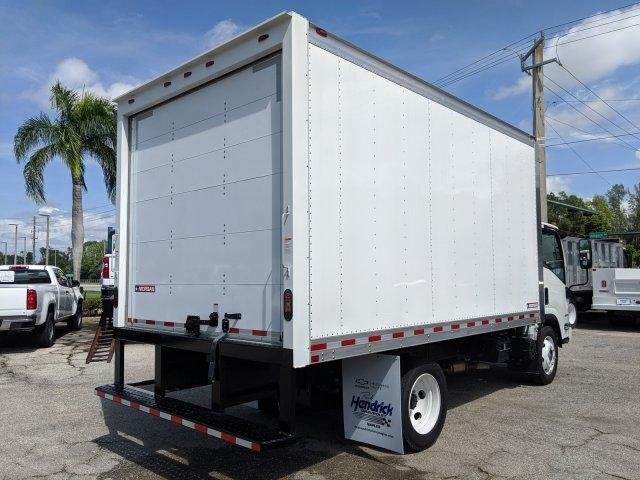 2019 LCF 4500 Regular Cab 4x2,  Morgan Fastrak Dry Freight #M800672 - photo 5