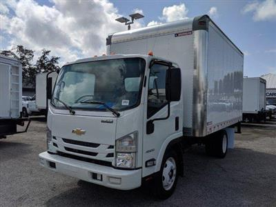 2019 LCF 4500 Regular Cab 4x2,  Morgan Fastrak Dry Freight #M800672 - photo 3