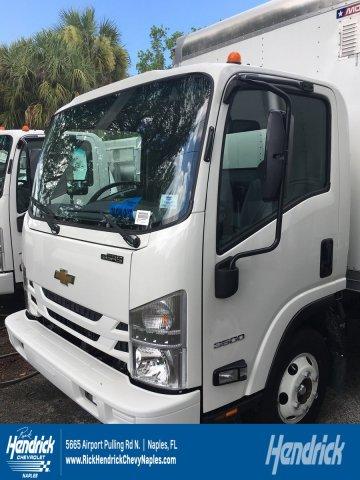 2019 LCF 3500 Regular Cab 4x2,  Morgan Gold Star Dry Freight #M800904 - photo 1