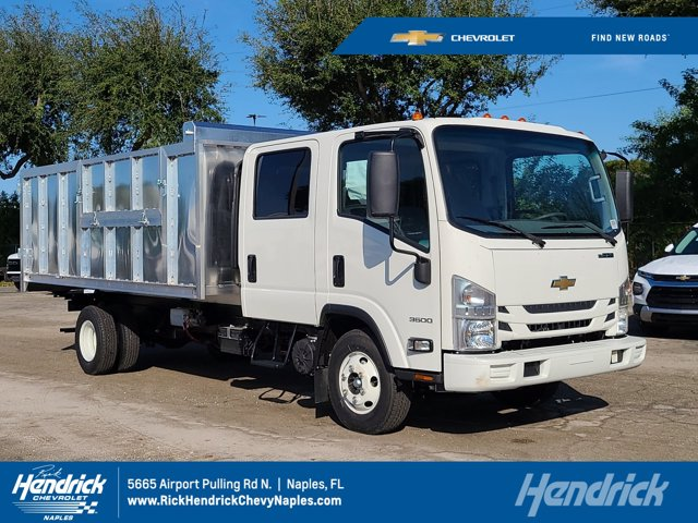 2020 Chevrolet LCF 3500 Crew Cab DRW 4x2, MC Ventures Dump Body #M802283 - photo 1