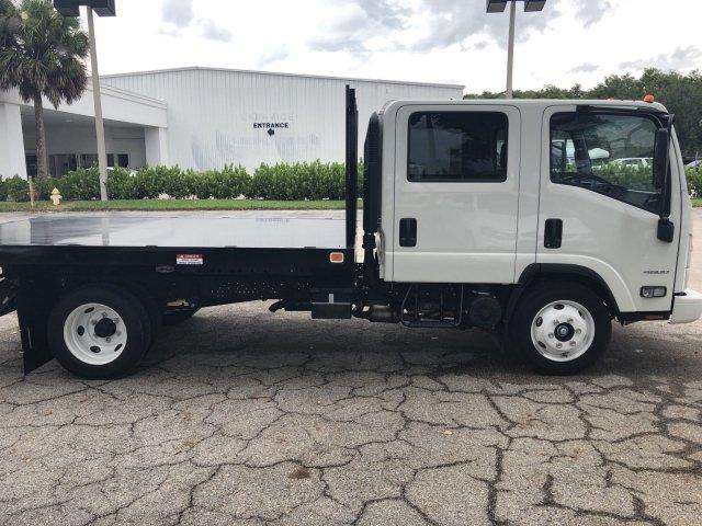 2017 Low Cab Forward Crew Cab 4x2,  Knapheide Value-Master X Platform Body #M802308 - photo 5