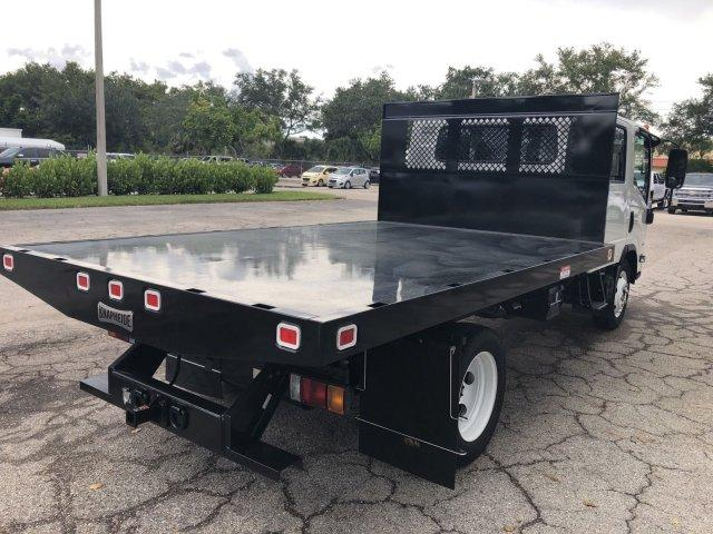 2017 Low Cab Forward Crew Cab 4x2,  Knapheide Value-Master X Platform Body #M802308 - photo 2