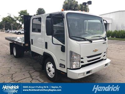 2017 Low Cab Forward Crew Cab 4x2,  Knapheide Value-Master X Platform Body #M802308 - photo 1