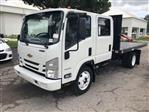 2017 Low Cab Forward Crew Cab 4x2,  Knapheide Value-Master X Platform Body #M802308 - photo 3