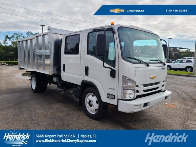 2020 Chevrolet LCF 4500 Crew Cab DRW 4x2, MC Ventures Dump Body #M802801 - photo 1