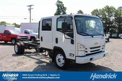 2018 LCF 4500 Crew Cab 4x2,  Cab Chassis #M802936 - photo 1