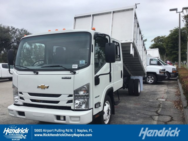 2018 LCF 4500 Crew Cab 4x2,  Cab Chassis #M802938 - photo 3