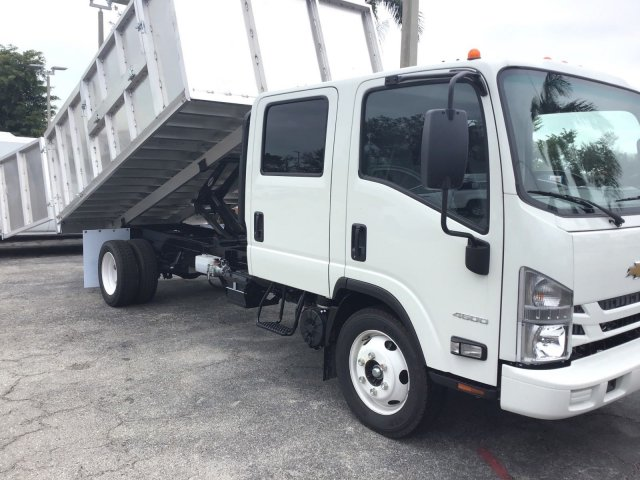 2018 LCF 4500 Crew Cab 4x2,  Cab Chassis #M802938 - photo 6