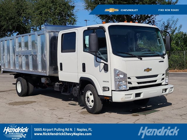 2020 Chevrolet LCF 3500 Crew Cab DRW 4x2, MC Ventures Dump Body #M804276 - photo 1