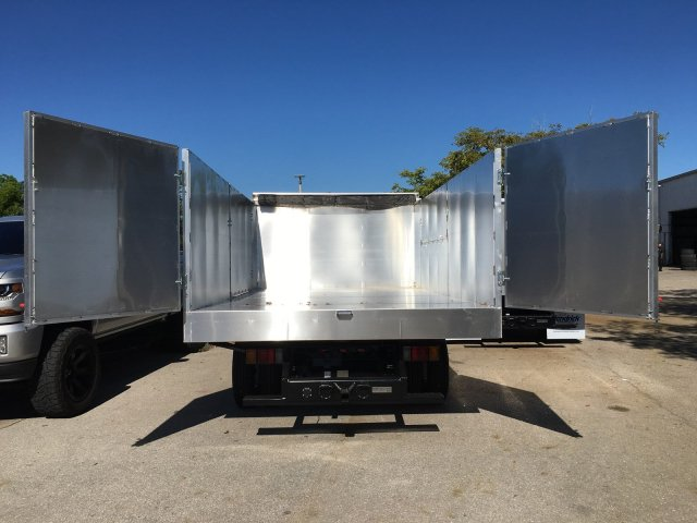 2019 LCF 3500 Regular Cab 4x2,  MC Ventures Landscape Dump #M806950 - photo 3