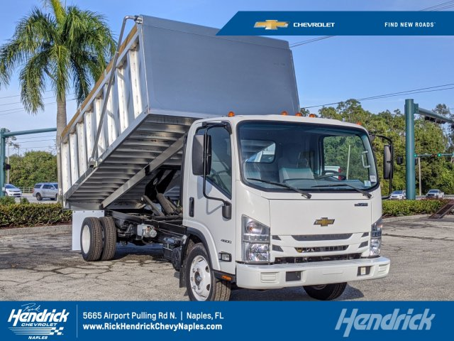 2019 LCF 4500 Regular Cab 4x2, MC Ventures Landscape Dump #M807007 - photo 1