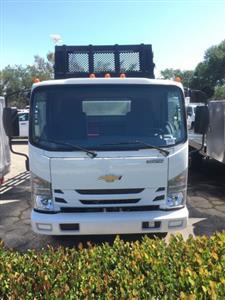2018 LCF 4500 Regular Cab 4x2,  Knapheide Value-Master X Stake Bed #M808266 - photo 3
