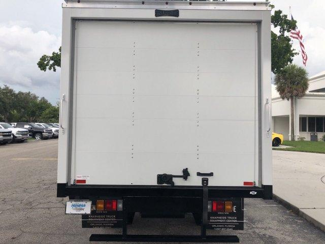2017 LCF 4500 Regular Cab 4x2,  Knapheide Dry Freight #M808686 - photo 7