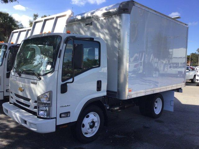 2017 LCF 4500 Regular Cab 4x2,  Knapheide Dry Freight #M808686 - photo 13