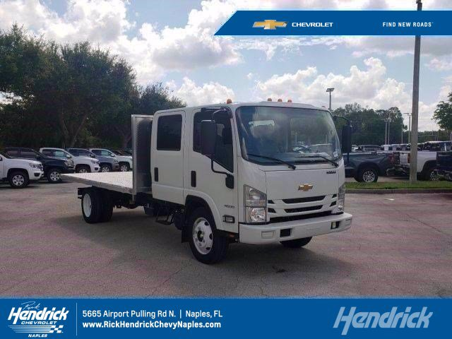 2019 Chevrolet LCF 4500 Crew Cab 4x2, Cab Chassis #M810298 - photo 1