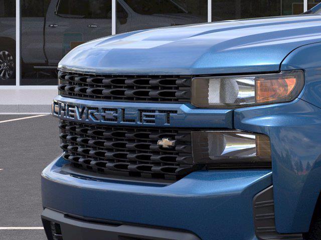 2021 Chevrolet Silverado 1500 Double Cab 4x2, Pickup #M81045 - photo 11