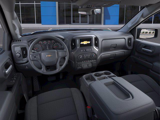 2021 Chevrolet Silverado 1500 Double Cab 4x2, Pickup #M81045 - photo 12