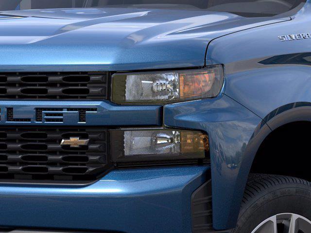 2021 Chevrolet Silverado 1500 Double Cab 4x2, Pickup #M81045 - photo 8